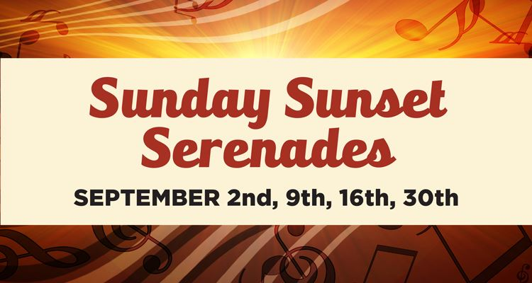 Sunset Serenades 2018