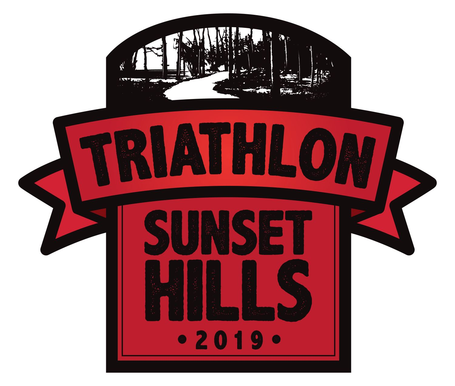 Triathlon Logo 2019